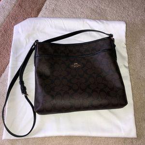 Coach File Messenger Crossbody Bag